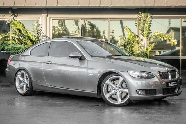 Used BMW 335i E92 Steptronic, 2006 BMW 335i E92 Steptronic Grey 6 Speed Sports Automatic Coupe