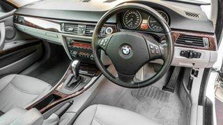 2007 BMW 323i E90 MY08 Steptronic White 6 Speed Sports Automatic Sedan