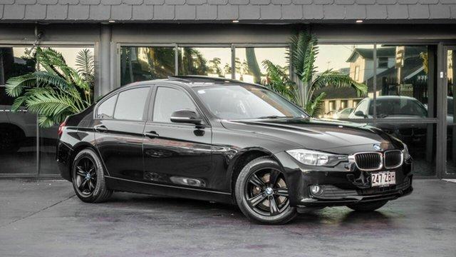 Used BMW 316i F30 MY0413 , 2013 BMW 316i F30 MY0413 Black 8 Speed Automatic Sedan