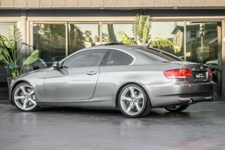 2006 BMW 335i E92 Steptronic Grey 6 Speed Sports Automatic Coupe.