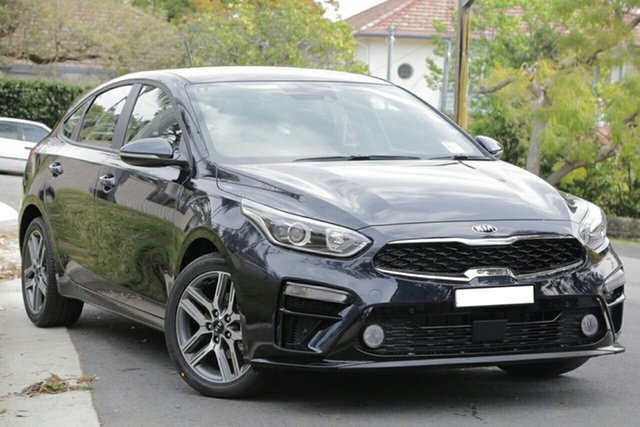 New Kia Cerato BD MY19 Sport, 2019 Kia Cerato BD MY19 Sport Gravity Blue 6 Speed Sports Automatic Hatchback