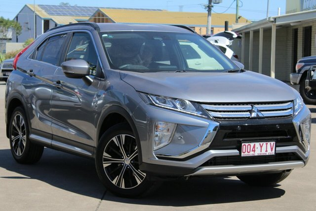 Used Mitsubishi Eclipse Cross YA MY18 LS 2WD, 2018 Mitsubishi Eclipse Cross YA MY18 LS 2WD Grey 8 Speed Constant Variable Wagon