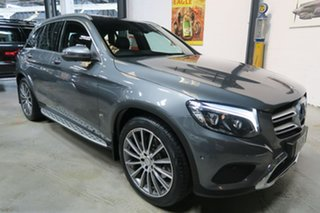 2016 Mercedes-Benz GLC-Class X253 Grey 9 Speed Sports Automatic Wagon