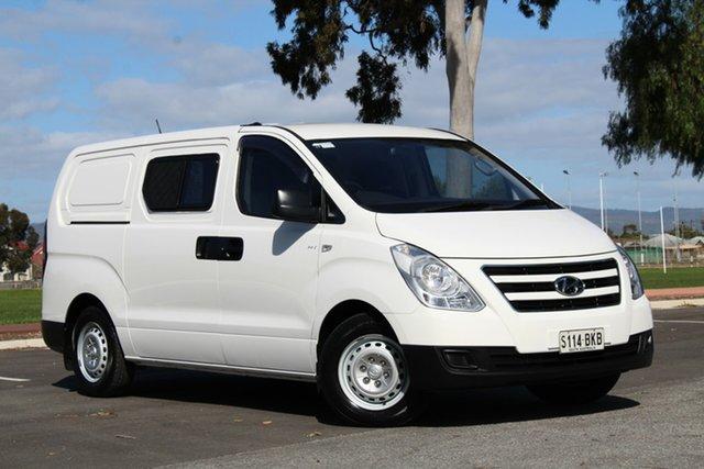 Used Hyundai iLOAD TQ3-V Series II MY16 , 2015 Hyundai iLOAD TQ3-V Series II MY16 Creamy White 5 Speed Automatic Van
