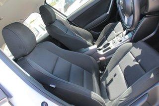 2015 Mazda CX-5 KE1072 Maxx SKYACTIV-Drive Sport Crystal White Pearl 6 Speed Sports Automatic Wagon