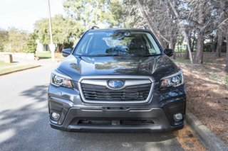 2019 Subaru Forester S5 MY19 2.5i CVT AWD Dark Grey 7 Speed Constant Variable Wagon.