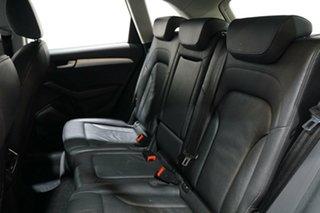 2015 Audi Q5 8R MY15 TDI S Tronic Quattro Silver 7 Speed Sports Automatic Dual Clutch Wagon