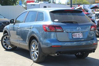 2015 Mazda CX-9 TB10A5 Luxury Activematic Blue Reflex 6 Speed Sports Automatic Wagon.