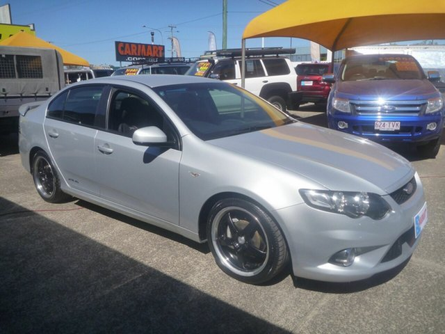 Used Ford Falcon FG XR6, 2010 Ford Falcon FG XR6 Silver 6 Speed Sports Automatic Sedan
