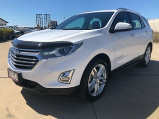 2017 Holden Equinox EQ MY18 LTZ FWD White 9 Speed Sports Automatic Wagon