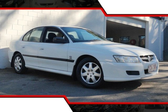 Used Holden Commodore VZ Executive, 2005 Holden Commodore VZ Executive White 4 Speed Automatic Sedan