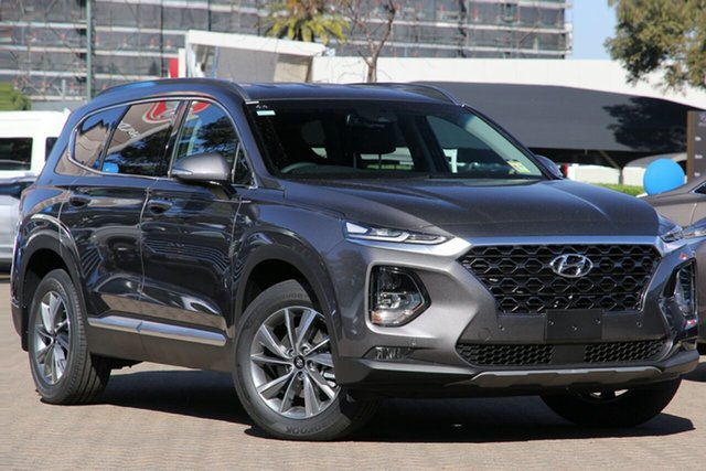 New Hyundai Santa Fe TM.2 MY20 Elite, 2019 Hyundai Santa Fe TM.2 MY20 Elite Magnetic Force 8 Speed Sports Automatic Wagon
