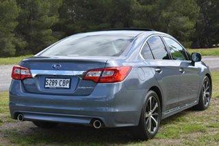 2015 Subaru Liberty B6 MY15 3.6R CVT AWD Blue 6 Speed Constant Variable Sedan.