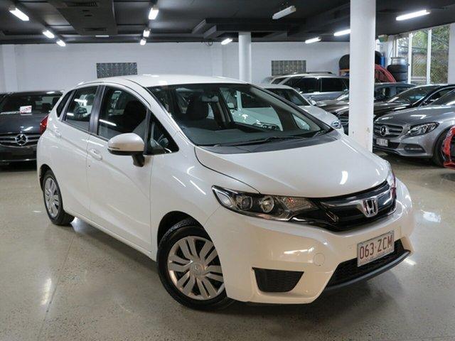 Used Honda Jazz GF MY17 VTi, 2016 Honda Jazz GF MY17 VTi White 5 Speed Manual Hatchback