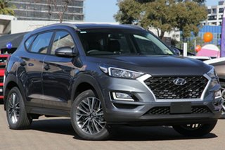 2020 Hyundai Tucson TL4 MY20 Active X 2WD Pepper Gray 6 Speed Automatic Wagon.