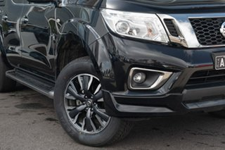 2016 Nissan Navara D23 S2 ST N-SPORT 7 Speed Sports Automatic Utility.