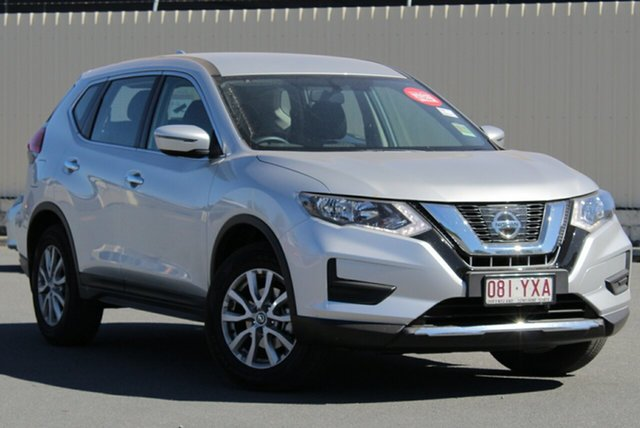 Demo Nissan X-Trail T32 Series II ST X-tronic 2WD, 2019 Nissan X-Trail T32 Series II ST X-tronic 2WD Brilliant Silver 7 Speed Constant Variable Wagon
