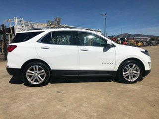 2017 Holden Equinox EQ MY18 LTZ FWD White 9 Speed Sports Automatic Wagon.