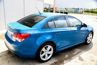 2015 Holden Cruze JH Series II MY15 SRi-V Perfect Blue 6 Speed Sports Automatic Sedan