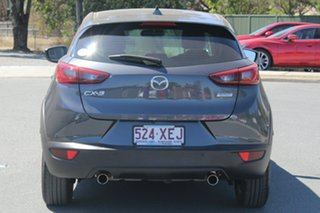 2017 Mazda CX-3 DK2W7A Maxx SKYACTIV-Drive Grey 6 Speed Sports Automatic Wagon