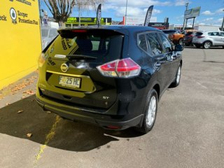 2016 Nissan X-Trail T32 ST X-tronic 4WD Diamond Black 7 Speed Constant Variable Wagon