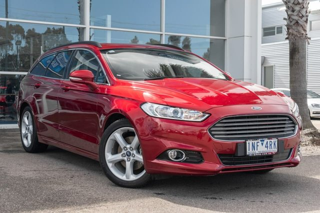 Used Ford Mondeo MD 2018.25MY Trend PwrShift, 2018 Ford Mondeo MD 2018.25MY Trend PwrShift 6 Speed Sports Automatic Dual Clutch Wagon