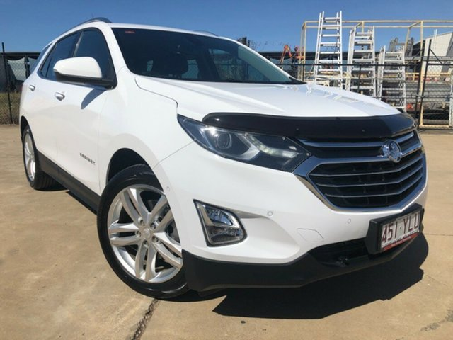 Used Holden Equinox EQ MY18 LTZ FWD, 2017 Holden Equinox EQ MY18 LTZ FWD White 9 Speed Sports Automatic Wagon