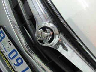 2010 Holden Cruze JG CD Silver 5 Speed Manual Sedan