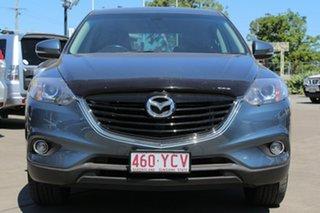 2015 Mazda CX-9 TB10A5 Luxury Activematic Blue Reflex 6 Speed Sports Automatic Wagon