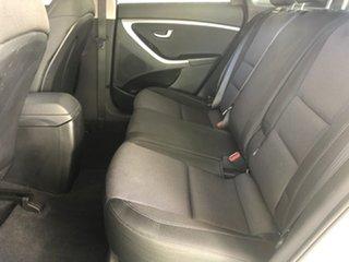 2014 Hyundai i30 GD Active Tourer White 6 Speed Sports Automatic Wagon