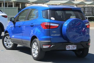 2016 Ford Ecosport BK Titanium PwrShift Blue 6 Speed Sports Automatic Dual Clutch Wagon.