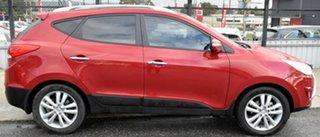 2013 Hyundai ix35 LM2 Highlander AWD Remington Red 6 Speed Sports Automatic Wagon.