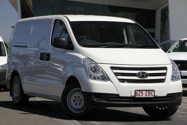 Used Hyundai iLOAD TQ2-V MY15 , 2015 Hyundai iLOAD TQ2-V MY15 White 5 Speed Automatic Van