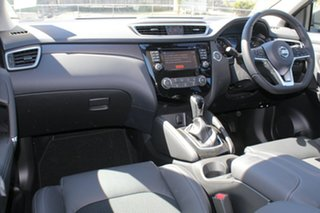 2019 Nissan Qashqai J11 Series 2 ST-L X-tronic Vivid Blue 1 Speed Constant Variable Wagon