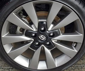 2017 Hyundai i30 PD MY18 SR D-CT Grey 7 Speed Sports Automatic Dual Clutch Hatchback