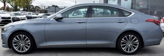 2014 Hyundai Genesis DH Grey 8 Speed Sports Automatic Sedan