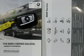 2012 BMW 328i F30 Silver 8 Speed Automatic Sedan