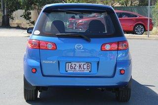 2006 Mazda 2 DY10Y2 Maxx Winning Blue 5 Speed Manual Hatchback