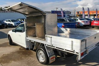 2013 Ford Falcon FG MkII EcoLPi Super Cab White 6 Speed Sports Automatic Cab Chassis.