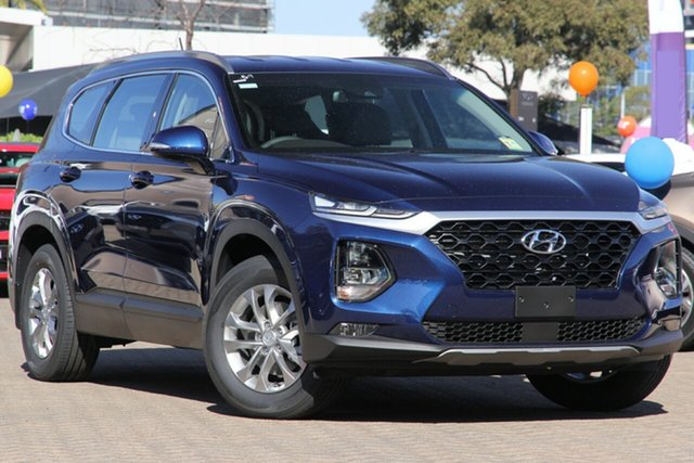 New Hyundai Santa Fe TM.2 MY20 Active, 2019 Hyundai Santa Fe TM.2 MY20 Active Rain Forest 8 Speed Sports Automatic Wagon