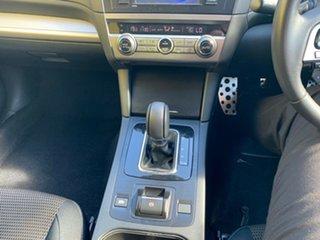 2017 Subaru Liberty B6 MY17 2.5i CVT AWD Grey 6 Speed Constant Variable Sedan