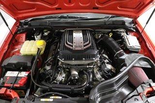 2011 FPV GS FG MY11 Red 6 Speed Manual Sedan