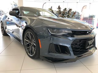 2019 Chevrolet Camaro 1AL37 MY19 ZL1 Shadow Grey 10 Speed Automatic Coupe.