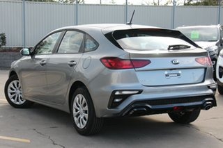 2021 Kia Cerato BD MY21 S Steel Grey 6 Speed Sports Automatic Hatchback.