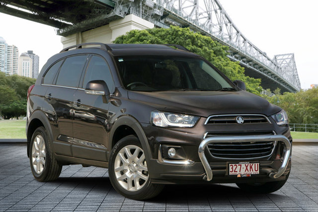 Used Holden Captiva  , CG MY17 ACTIVE WAGON 5DR SA 6SP 2WD 2.4I
