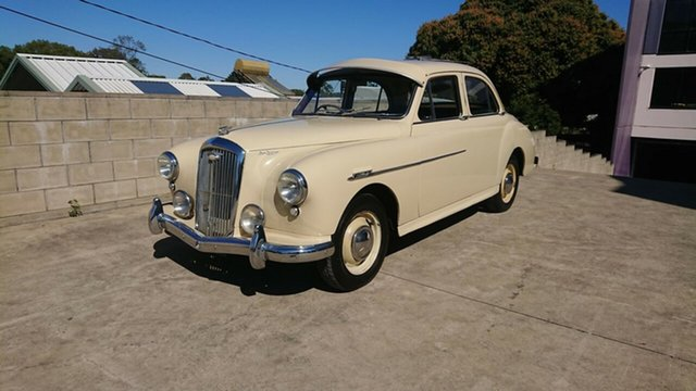 Used Wolseley 4/44  , 1954 Wolseley 4/44 Cream 4 Speed Manual Sedan