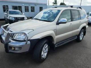 2009 Toyota Landcruiser Prado KDJ120R 07 Upgrade GXL (4x4) Dune 5 Speed Automatic Wagon.
