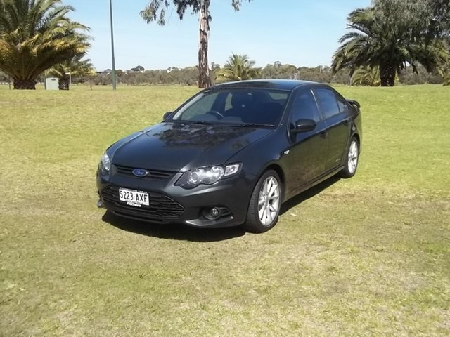 Used Ford Falcon FG MkII XR6, 2013 Ford Falcon FG MkII XR6 6 Speed Sports Automatic Sedan
