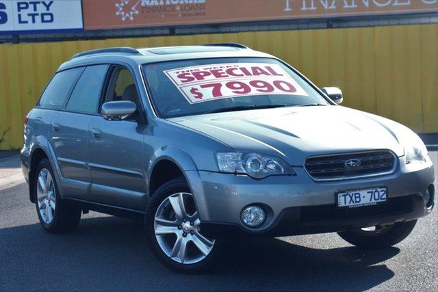Used Subaru Outback MY06 3.0R Premium, 2005 Subaru Outback MY06 3.0R Premium Grey 5 Speed Auto Sports Shift Wagon