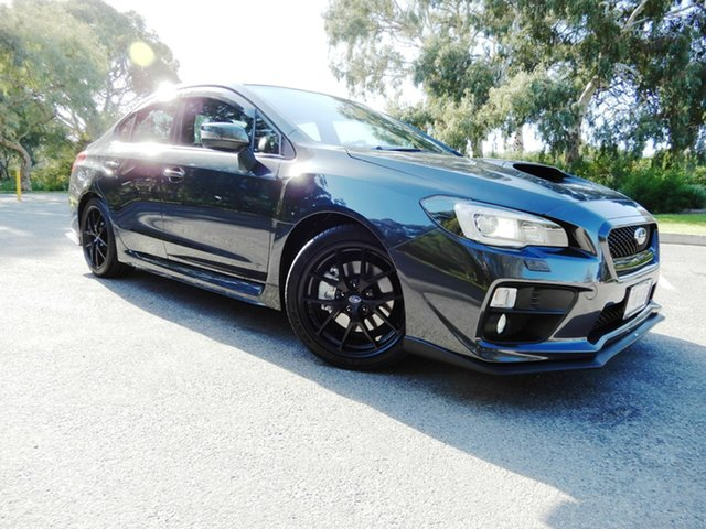 Used Subaru WRX V1 MY16 Special Edition Lineartronic AWD, 2016 Subaru WRX V1 MY16 Special Edition Lineartronic AWD Grey 8 Speed Constant Variable Sedan